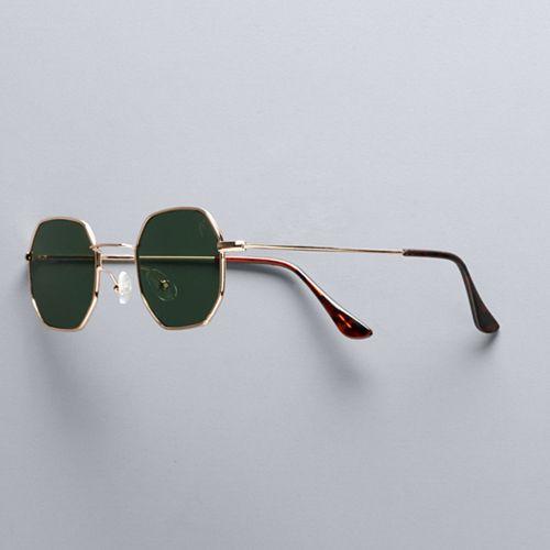 Women's Simply Vera Vera Wang Haze 64mm Round Metal Sunglasses