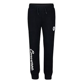 Girls 7-16 Converse Signature Chuck Patch Jogger Pants