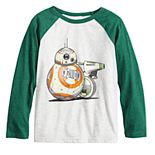 Boys 4-12 Jumping Beans® Star Wars Droid Raglan Graphic Tee