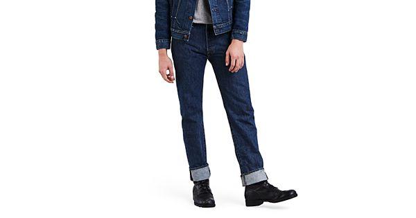 Men S Levi S 174 501 Original Fit Jeans