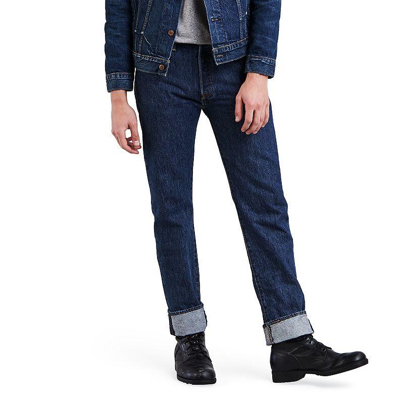 Men's Levi's® 501™ Original Fit Jeans, Size: 31X36, Blue