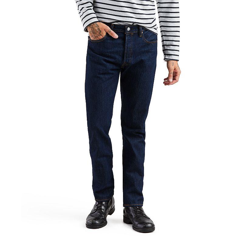 Men's Levi's® 501™ Original Fit Jeans, Size: 29X30, Blue