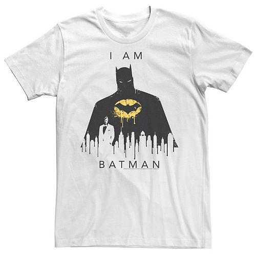 Men's Batman I Am Batman Tee