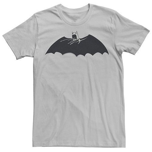 Men's Batman Winged Bust Portrait Tee