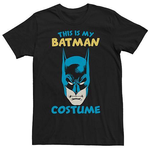 Men's Batman This Is My Batman Costume Tee