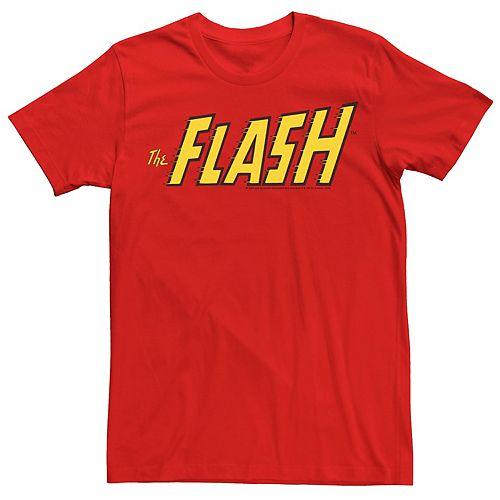 Men's Flash Text Tee
