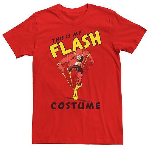 Men's Flash This Is My Flash Costume Tee
