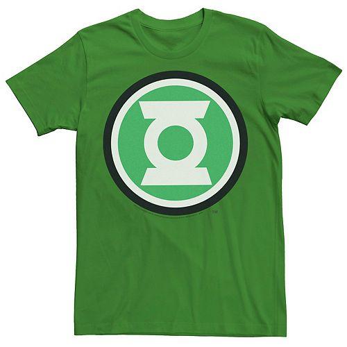 Men's Green Lantern Symbol Tee