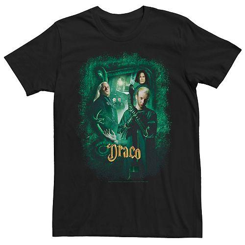 Men's Chamber Of Secrets Draco Malfoy Tee