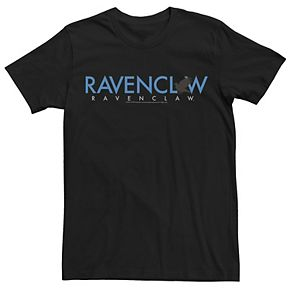 Men's Harry Potter Ravenclaw Logo Graphic Tee