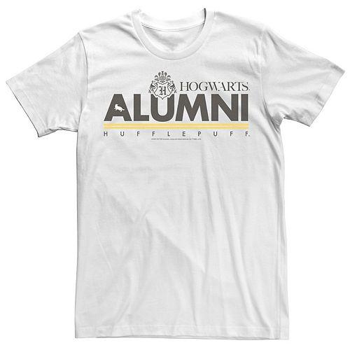 Men's Harry Potter Alumni Hufflepuff Tee