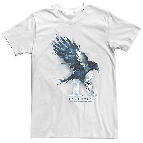 Men's Harry Potter Ravenclaw Logo Tee