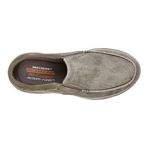 Skeckers Relaxed Fit Creston Backlot Men's Slip-on Shoes