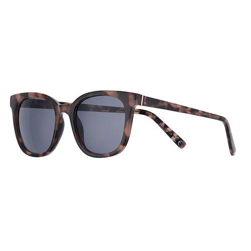Women's Dana Buchman 55mm Vintage Silhouette Square Sunglasses