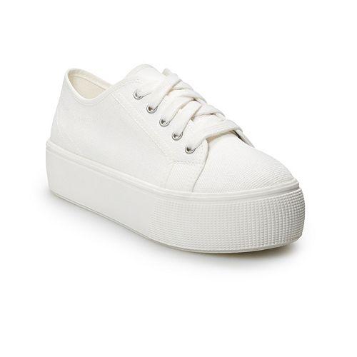 SO® Compelling Women's Platform Sneakers