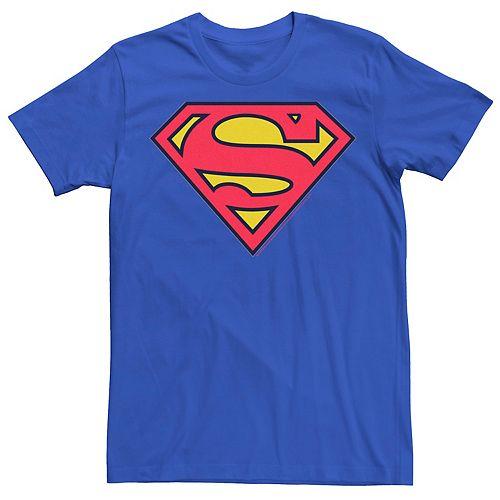 Men's DC Comics Superman Classic Logo Graphic Tee