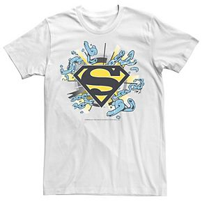 Men's DC Comics Comic Book Cover Graphic Tee