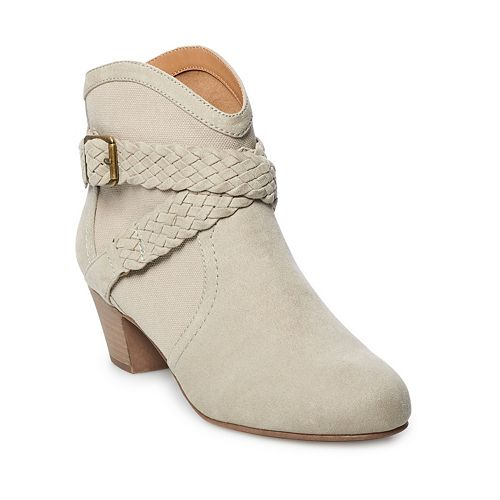 SO® Appealing Women's Ankle Boots