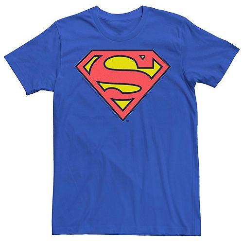 Men's DC Comics Superman Original Logo