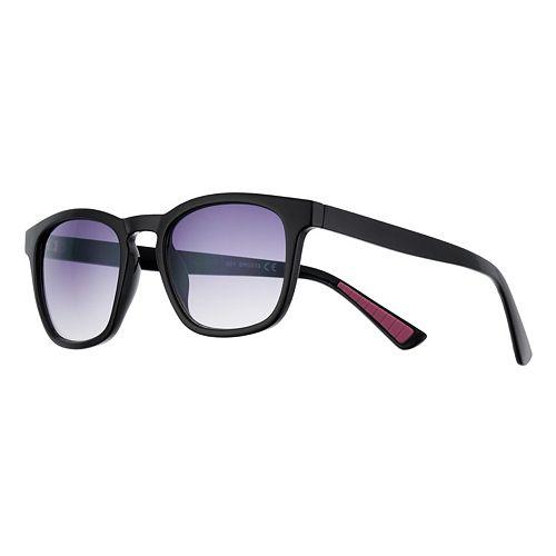 Women's FILA™ Vintage Inspired Square Flash Sunglasses