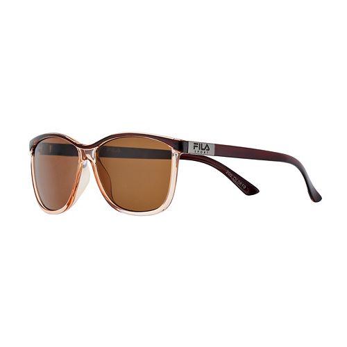 Women's FILA™ Brown Slim Wayfairer Sunglasses