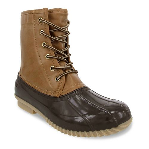 sugar Skylar Women's Waterproof Duck Boots