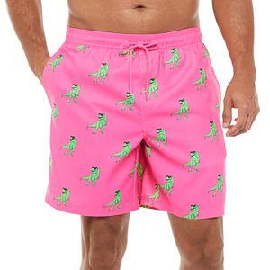 Men's SONOMA Goods for Life® Full Elastic Waistband Board Shorts