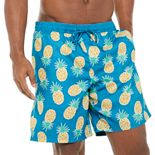 Men's SONOMA Goods for Life® Full Elastic Waistband Board Shorts