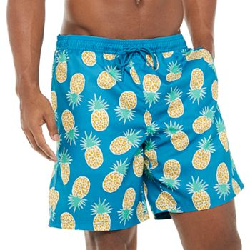 SONOMA Goods for Life Men's Full Elastic Waistband Board Shorts