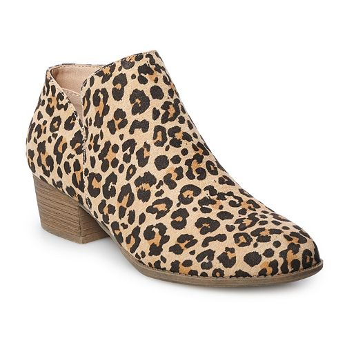 SO® Astonishing Women's Ankle Boots
