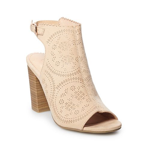 LC Lauren Conrad Sunstone Women's Ankle Boots