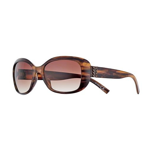 Women's Apt. 9® Medium Rectangle Sunglasses