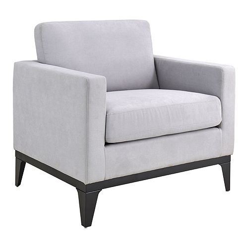 Lifestyle Solutions Clanton Large Accent Chair
