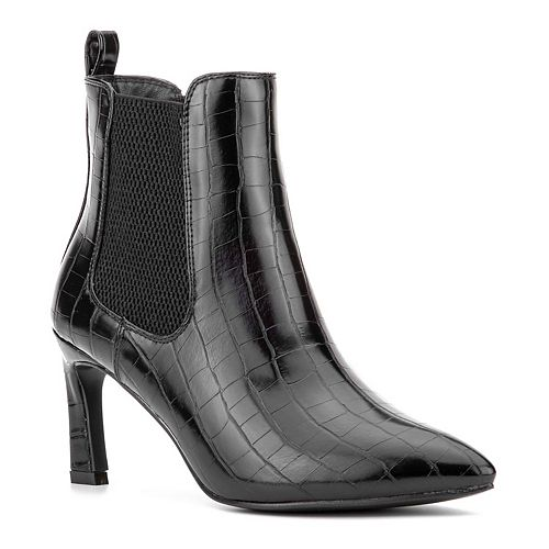 Olivia Miller Stay Sweet Women's High Heel Ankle Boots