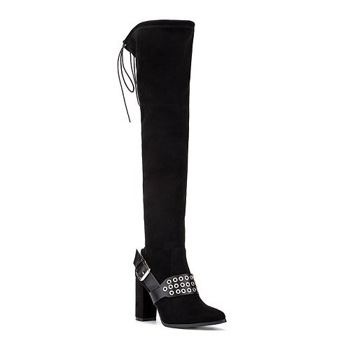 Olivia Miller Tequila & Tonic Women's Over The Knee Boots