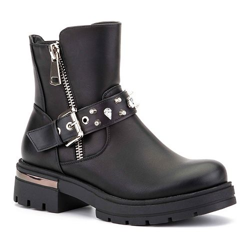 Olivia Miller Isnt It Ironic Women's Motorcycle Boots