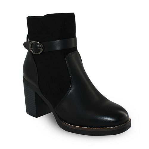 Olivia Miller Bitter Sweet Symphony Women's Ankle Boots