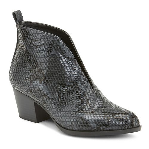 Olivia Miller This Is How We Do It Women's Ankle Boots