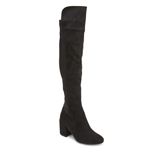 Olivia Miller If Wishes Came True Women's Over-The-Knee Boots