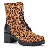 Olivia Miller Joyride Women's Combat Boots