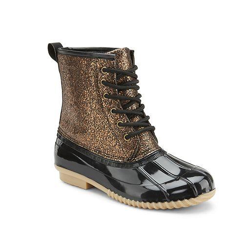 Olivia Miller Trouble Women's Water Resistant Winter Boots