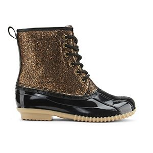 Olivia Miller Trouble Women's Water Resistant Winter Boots