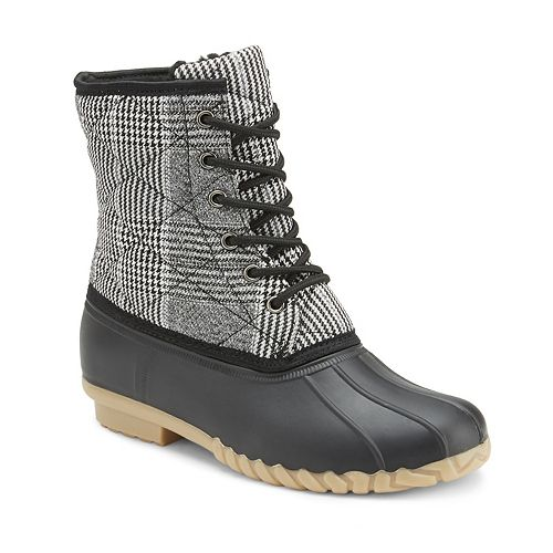 Olivia Miller Don't Walk Away Women's Water Resistant Winter Boots