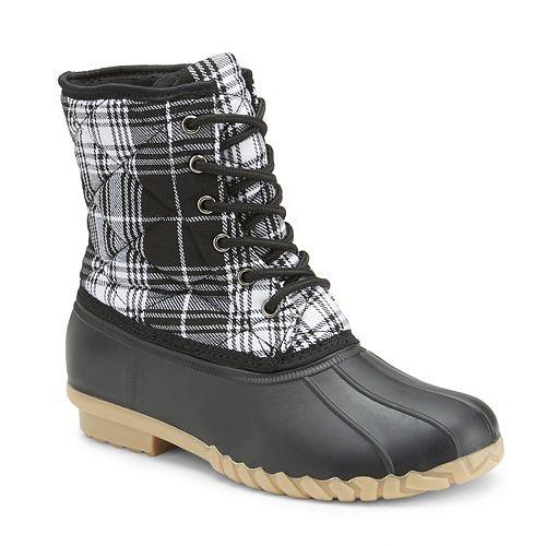 Olivia Miller Very Well Women's Water Resistant Winter Boots