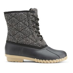 Olivia Miller I Know Women's Water Resistant Winter Boots