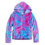 Girls 7-20 & Plus SO® Minky Sherpa Zip Jacket