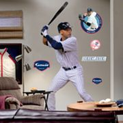 Fathead New York Yankees Derek Jeter Wall Decal