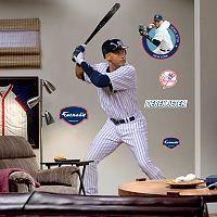 Fathead® New York Yankees Derek Jeter Wall Decal