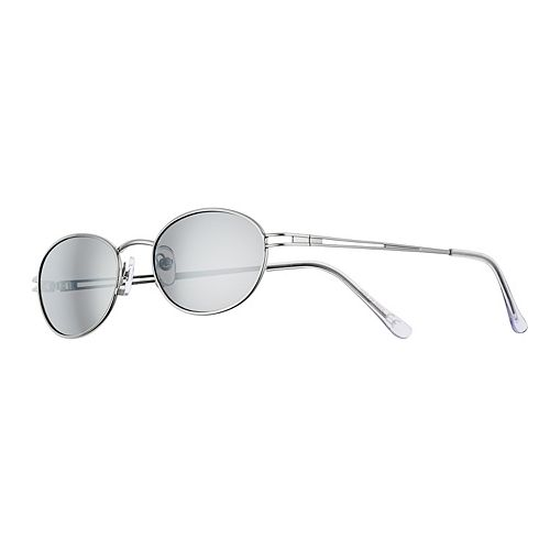 Women's SO® Round Metal Sunglasses