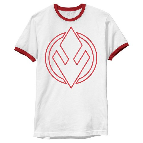 Men's Star Wars: The Rise of Skywalker Sith Trooper Symbol Graphic Tee